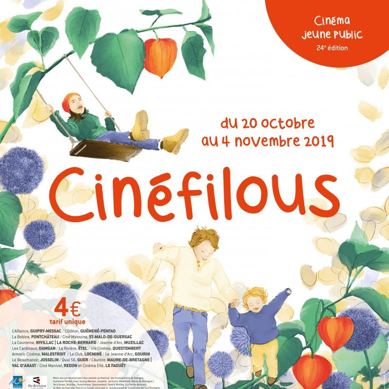 Affiche Cinefilous 2018